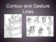 Contour and Gesture