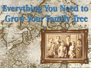 Grow Your Family Tree - Tips For Your Genealogy Research