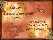 Christmas Card 2008