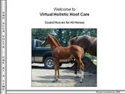 Virtual Hoof Care Seminar 2008