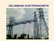 Gelombang Elektromagnetik
