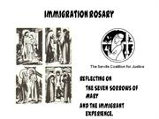 Immigration rosary