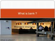 What is bank