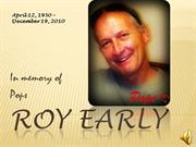 Roy Early