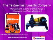 The Testwel Instruments Company New Delhi India