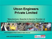 Utcon Engineers Private Limited Pune India