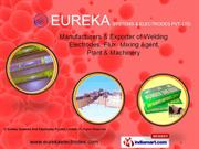 Eureka Systems And Electrodes Private Limited Coimbatore India