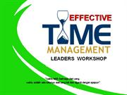 PREVIEW of EFFECTIVE-TIME-MANAGEMENT