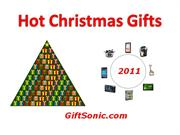 Hot Christmas Gifts 2011