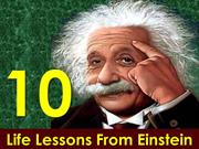 Einstein 10 lessons