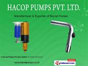 Hacop Pumps Private Limited Pune India