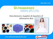 ULTRAMARINES INDIA P LTD New Delhi India