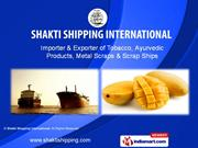 Shakti Shipping International Jamnagar India