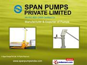 Span Pumps Pvt Ltd Pune India