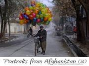 Portraits from Afghanistan (3)