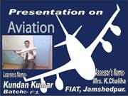 Kundan's Aviation Assignment