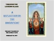 A Reflection on the Magnificat