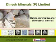 Dinesh Minerals (P) Limited Rajasthan India