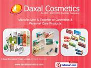 Daxal Cosmetics Private Limited Gujarat India