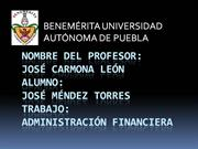 Administracin Financiera