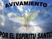 Avivamiento del Espiritu Santo en la historia