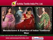 Ashika Textile India Private Limited Maharashtra India