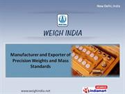 Weigh India New Delhi India
