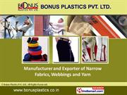 Bonus Plastics Pvt. Ltd. Gujarat India