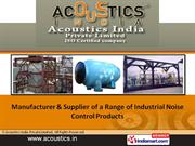 Acoustics India Private Limited Tamil Nadu  india