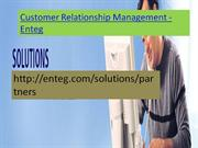 Enteg  Customer Relationship Management