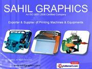 Sahil Graphics Haryana  India