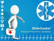 HEALTH 3D DOCTOR MEDICAL THEME PPT TEMPLATE