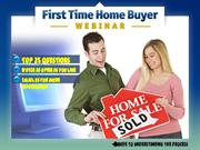 First Time Home Buyer Webinar - Pres2