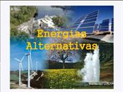 Energías Alternativas ppt