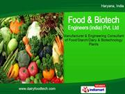 Food And Biotech Engineers India Private Limited Palwal India