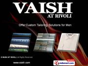 Vaish at Rivoli New Delhi India