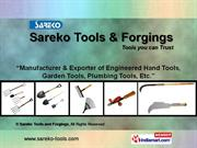 Sareko Tools and Forgings Punjab india