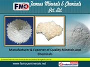 Famous Minerals And Chemicals Private Limited Mumbai India
