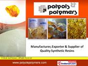 Polyols & Polymers Gujarat  India