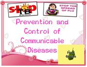 Prevention and Control of Communicable Diseases
