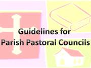 Guidelines for Parish Pastoral Councils rv 2