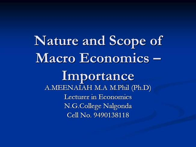 Macro economics importacsttic comparative static dynamic ppt i macro economics importacsttic comparative static dynamic ppt i authorstream toneelgroepblik Image collections