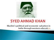 SYED AHMAD KHAN-presentation (2)