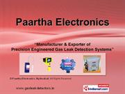 Paartha Electronics, Hyderabad India