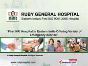 Ruby General Hospital Kolkata India