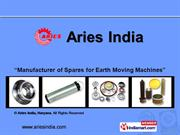 Aries India Earthmovers Pvt. Ltd. Haryana India