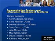 Communication Systems Presentation 61808