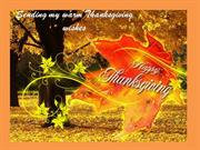 Happy Thanksgiving to Friends