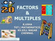 FACTORS_MULTIPLES