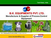 B. K. Equipments Private Limited Tamil Nadu India